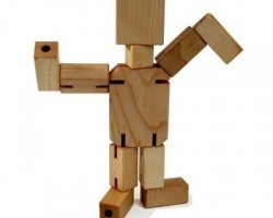 Maple Man by Wood Toy Shop